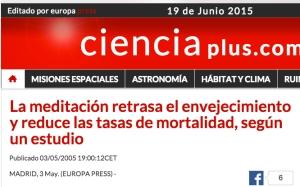 EuropaPress_Meditación y envejecimiento