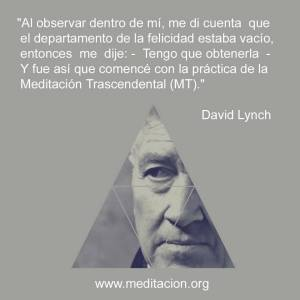 David Lynch Felicidad